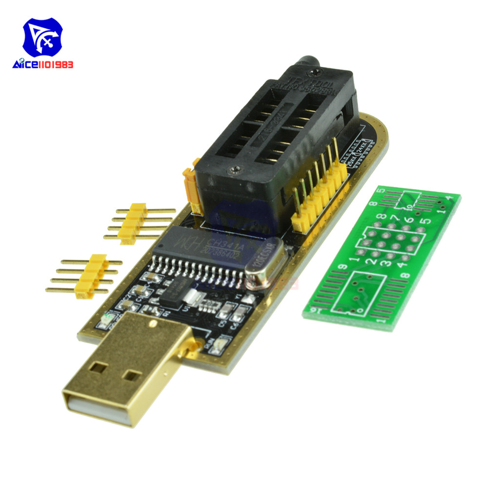 best top usb programmer ch341a software driver list and get free