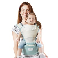 Ergonomic Baby Carrier Backpack Toddler Kids Breathable Mesh Sling Wrap Rider Hipseat Prevent O type Legs Kangaroo Suspenders