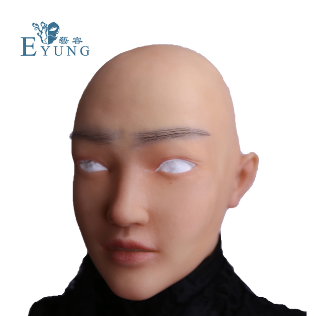 EYUNG goddess Sophia mask Top quality silicone female mask for men crossdresser realistic masquerades for halloween drag queens