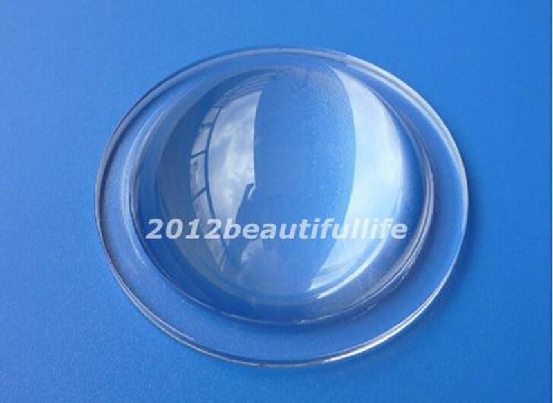 lentes de vidro otico da lampada de rua da lente de