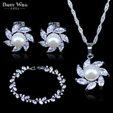 5960fcec1131 Compra snowflake wedding jewelry y disfruta del envío gratuito en ...