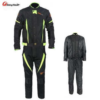 Motorcycle Jackets Summer Mesh Breathable Inner Jacket Pants Racing Reflective Jacket Protective Gears