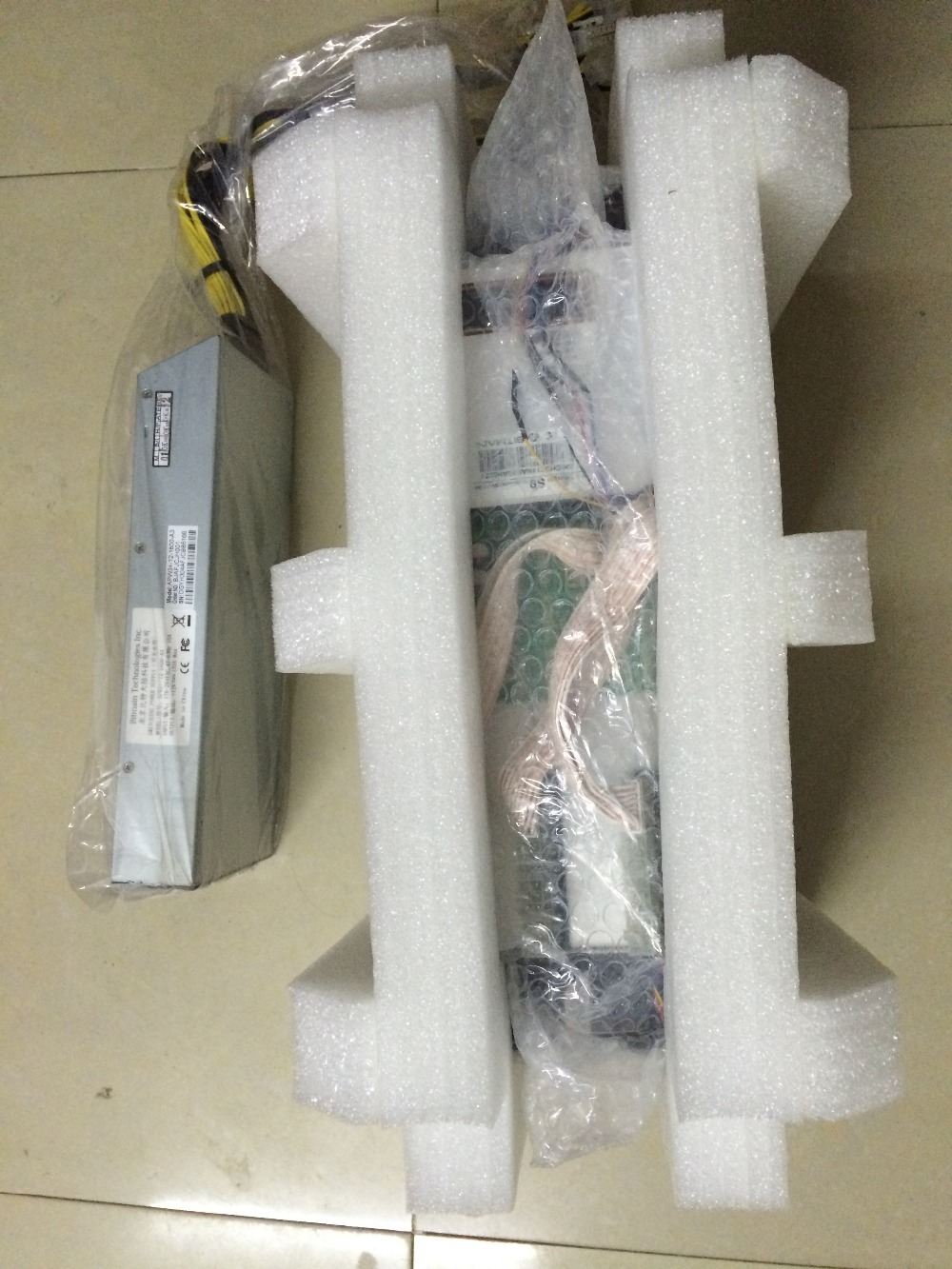 Новый AntMiner T9 два вентилятора 10.5Th/s с БП T9 Шахтер Asic шахтер Bitcon Шахтер 16nm БТД горной же как BITMAIN AntMiner s9