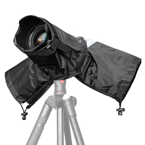 Image 2 - Besegad עמיד למים מים הוכחת מצלמה גשם כיסוי Rainshade מגן מקרה מעיל עבור מצלמות DSLR Canon Nikon Sony Pentax