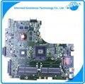 Для ASUS N53SM N53SV REV2.0 Материнская Плата Оригинальный Ноутбук (Mainboard) 2 Г GT540M 4 RAM Слотов Испытано Хорошо