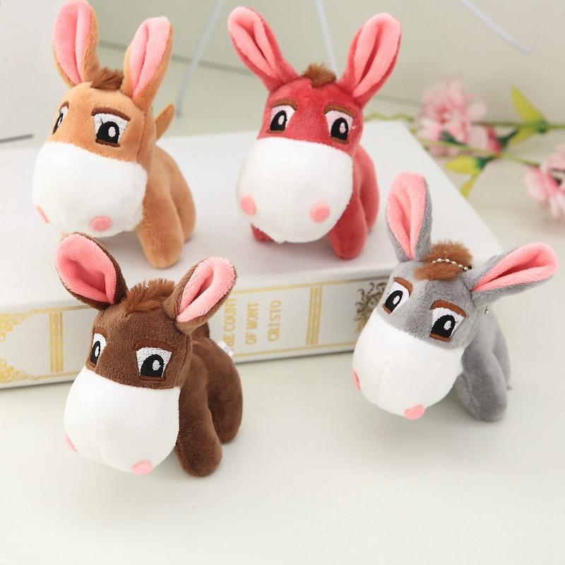 The Wonky Donkey Plush Figure Toy Animal Soft Stuffed Doll for Kids Gift