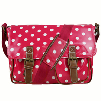 MISS LULU 2015 Women S Shoulder Bag Colorful Messenger Bags Messenger Bags For Women Dot School