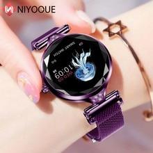 H1 Fashion Smart Bracelet New Waterproof Bluetooth Heart Rate Blood Pressure Color Screen Sports Women's Wristband Watch Gift все цены