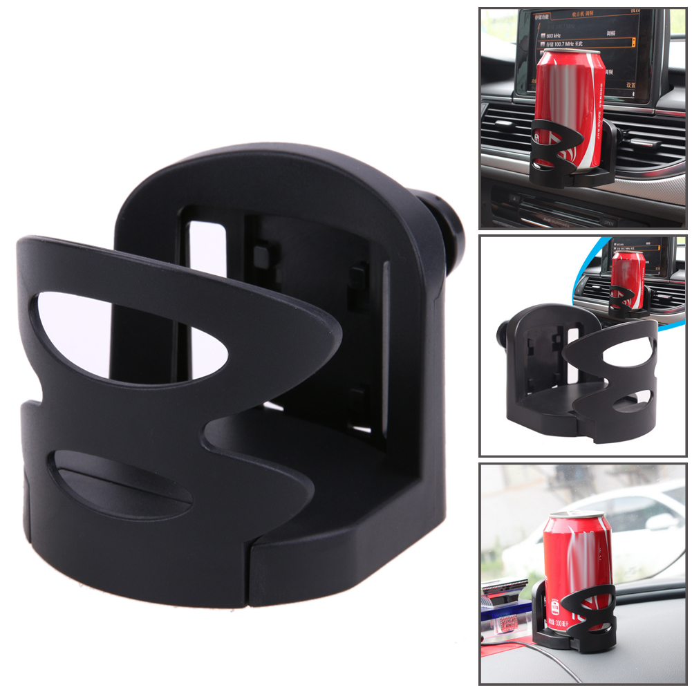 Single Cup, Can, or Bottle Drink Holder for Car Interior