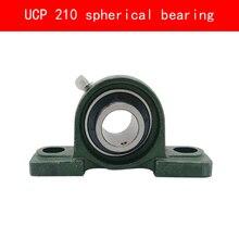 цена UCP 210 vertical spherical bearing for diameter 50MM shaft