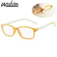 Детские солнцезащитные очки, синий светильник, блокирующие очки, Детская оптическая оправа, прозрачные очки для девочек и мальчиков, цифровые, деформационные, игровые, UV400