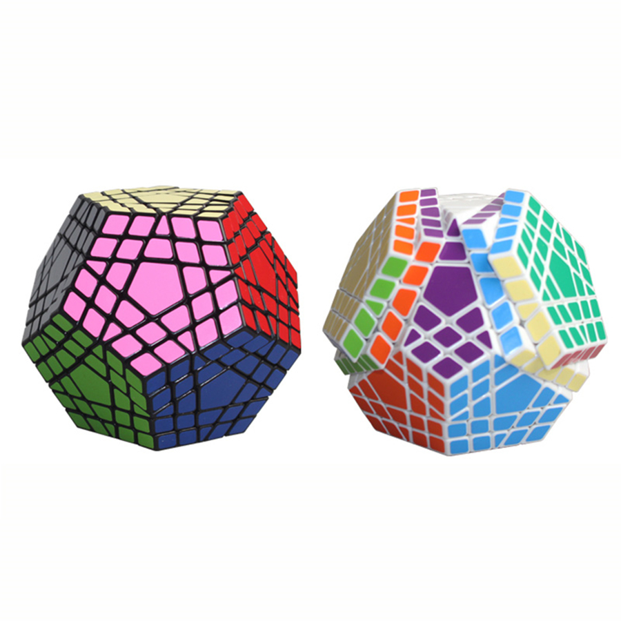 New Magic Cubes Stress Reliever Magicos Puzzles Magico Speed Classic Learning Education Toys 50K255 hot 2014 new brand dayan magic cubes gem vi diamond speed puzzles toy twist square cubo magico learning education toys gift
