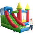 YARD Inflatable Slide For Sale Bounce House Children Inflatable Trampoline Toys Jumpling Castle