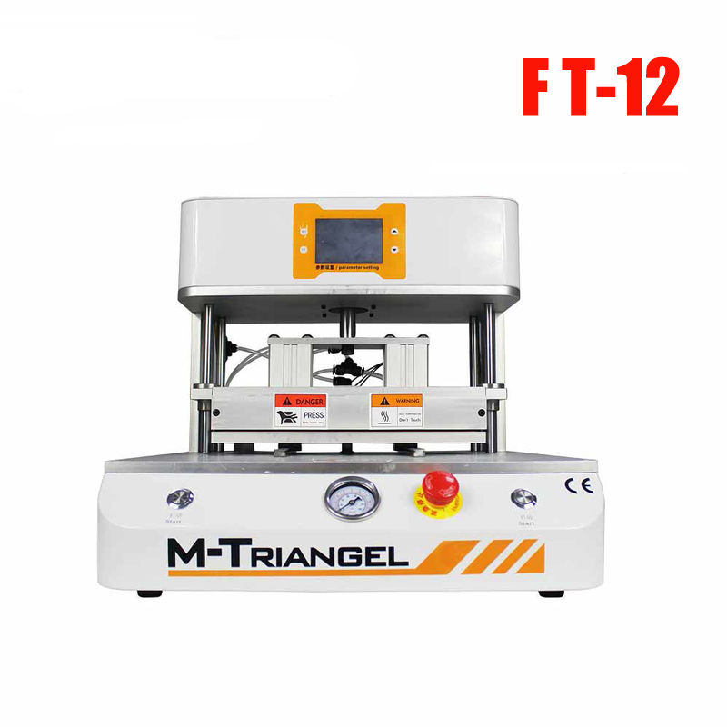 MT-07/7inch KO No.1/ Universal 12inch OCA Film vacuum Lamination Machine need Air Compressor and Vacuum Pump Bubble Remover mt high quality lcd automatic laminating remove bubble machine need air compressor and vacuum pump