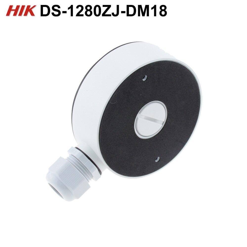 imágenes para Soporte Original Caja de Conexiones DS-1280ZJ-DM18 Soporte de Montaje para DS-2CD2112-I DS-2CD2132F-IS DS-2CD2132F-IWS ECT