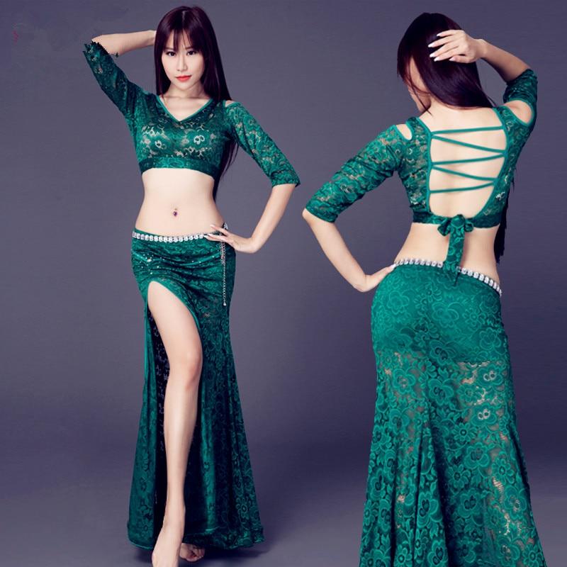 Asombroso Vestido De Sirena Del Baile De Encaje Negro Inspiración ...
