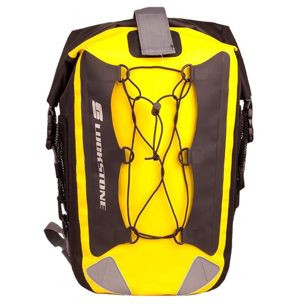 Prix pour Luckstone sac à dos plein air 30l étanche sacs forêt exploration voyage rafting sacs plongée en apnée de stockage à sec étanche sacs