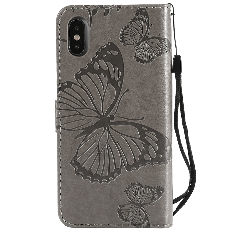 Suntaiho Retro PU Leather Case For iPhone XS Max XR X Case 5S SE With Card Pocket Wallet Case Phone Case for iPhone 8 6s 7 plus