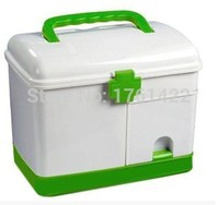 Family health kits storage box large health kits