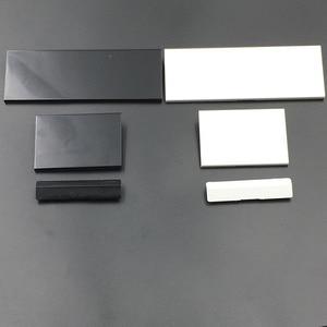 Image 3 - 60 مجموعات 3 في 1 استبدال الباب فتحة يغطي رفرف ل نينتندو وى