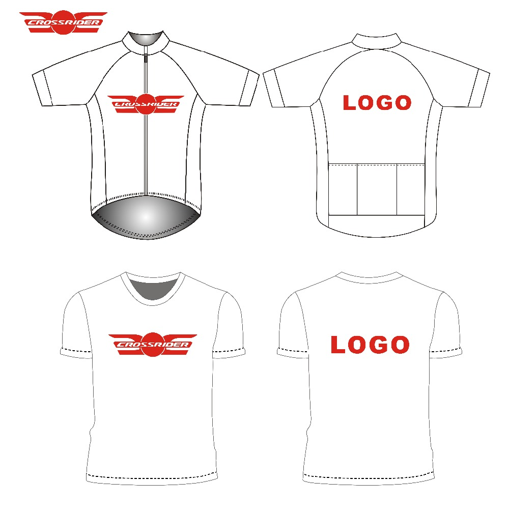 Crossrider 2019 Custom Cycling Jersey Pro Team High Quality Personalized LOGO bicycle Clothing Bicycle T-Shirt Jersey Factory