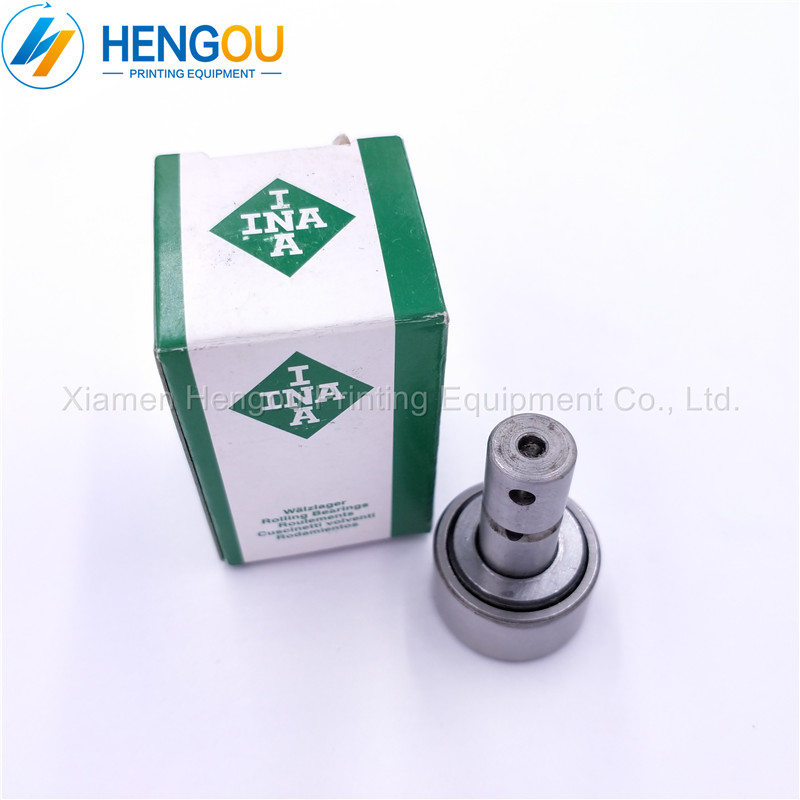 5 pieces high quality GTO INA Bearing F-218220 00.550.1239 Cam Follower GTO52 printing machine spare parts