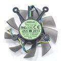 Вентилятор компьютерного охлаждения EVERFLOW R128015SU FD8015U12S, постоянный ток 12 В, 260 А, 4 контакта, ШИМ, 75 мм, охлаждающий вентилятор для ASUS EAH5830 GTS 450