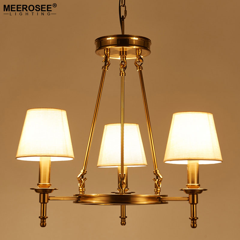 Living Room Lamp Sizes: New Arrival American Country Chandelier Lighting Fitting