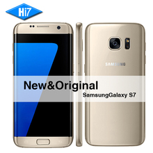 New Original Samsung Galaxy S7 SmartPhone 5.1 inch 4GB RAM 32GB ROM Octa Core NFC GPS 12MP 4G LTE Waterproof mobile phone