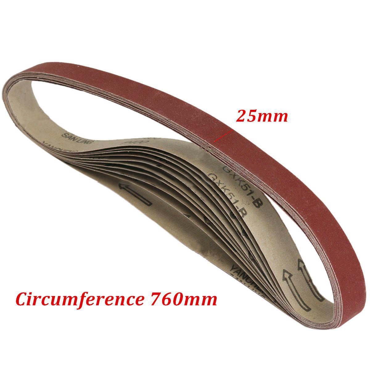 10 Pack 760*25mm 1