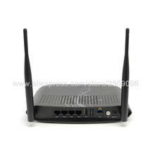 AN5506-04DG GPON ONU ONT Router Support FTTH HGU 4GE+Wifi+USB Same Function as AN5506-04F AN5506-04FG GPON ONU ONT(China)