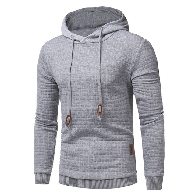 Autumn Hoodie Sweater for Jogging and Other Outdoor Activity