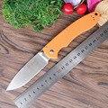 Складной нож Ganzo G740 с ручкой Firebird F740 58-60HRC 440C G10  карманный нож для выживания на природе  кемпинга  охоты  тактический инструмент