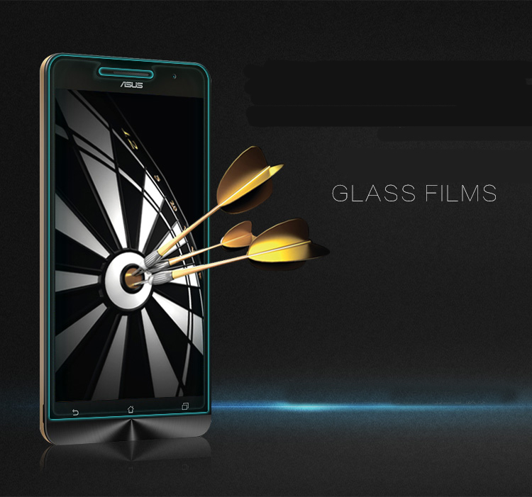 Ochranný film z tvrzeného skla BAG pro Asus Zenfone GO ZC500TG ZC451TG ZB551KL 2 3 Laser 5 S / X Live G500TG / ZS570KL