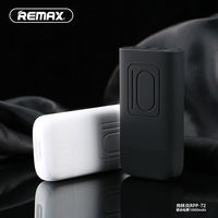 Remax Dual USB Power Bank 10000 MAh Battery External Portable 5V/2.1A Fast Charger Powerbank 10000mAh For Xiaomi Huawei Iphone