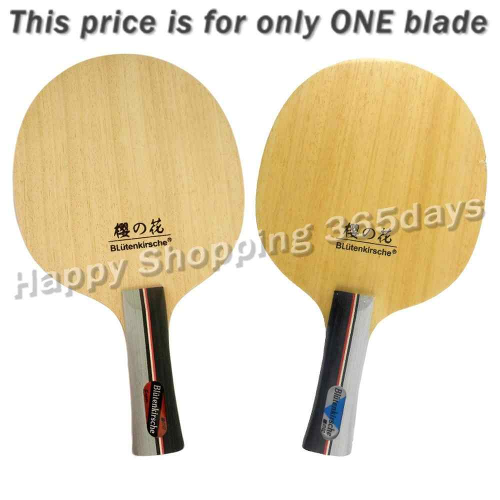 Kokutaku BLutenkirsche B3008 Full Wood Plus Carbon Fibe table tennis racket blade