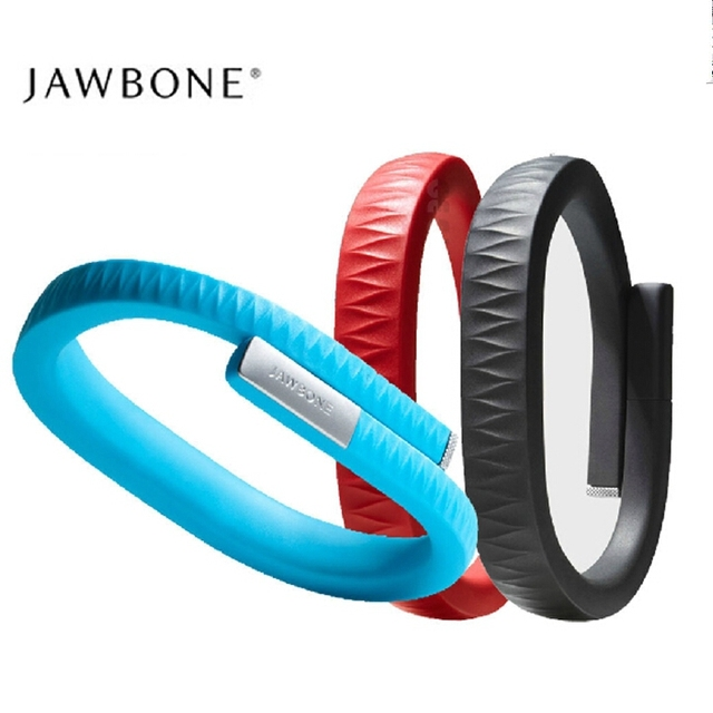 New 100 Sport Original Smart Wristband Jawbone Up Sports Bracelet For Iphone Android Up2