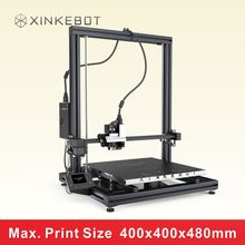Air Express Short Lead Time XINKEBOT Large 3D Printer ORCA2 Cygnus 15.7×15.7×18.9in Eye Protective LCD Display Concise Interface