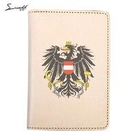 Màu Sắc ban đầu Áo Bìa Hộ Chiếu Du Lịch Quà Tặng Ví Chính Hãng Purse Thẻ Tín Dụng Leather Tuỳ Chỉnh Ảnh Hộ Chiếu ID Holders