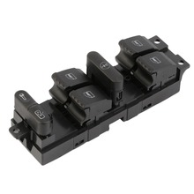 Car Power Window Switch Panel Master Console Control Switch for VW for Volkswagen 1998 2004 B5