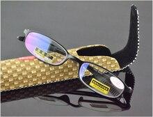 2019 Real Gafas De Lectura Occhiali Da Lettura Upper Class Tr9 Handcraft Case Reading Glasses+1.0 +1.5 +2.0 +2.5 +3.0 +3.5+4.0