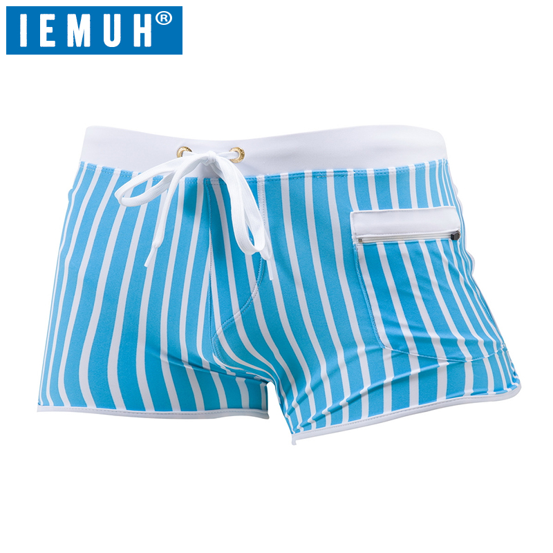 IEMUH Brand New arrive Mens   Shorts   Surf   Board     Shorts   Summer Sport Beach Homme Bermuda   Short   Pants Quick Dry Silver Boardshorts