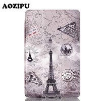 Printing PU Leather 10 1 Tablet Case For Samsung Galaxy Tab A 10 1 Inch 2016