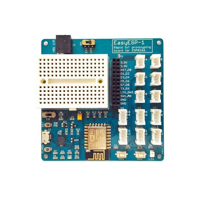 elecrow easyesp 1 an esp8266 experimenter board for beginners makers rh aliexpress com Printed Circuit Board Prototyping Circuit Board Manufacturing