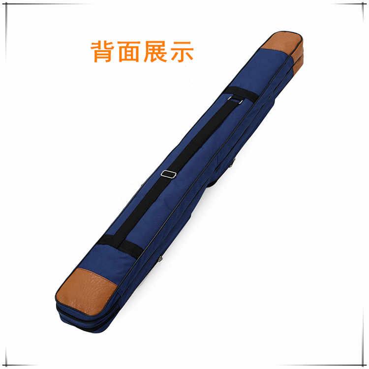 Hai lớp tai chi thanh kiếm túi kendo gói kung fu võ thuật dao Oxford túi 109 cm màu đen/ngụy trang/blue/red