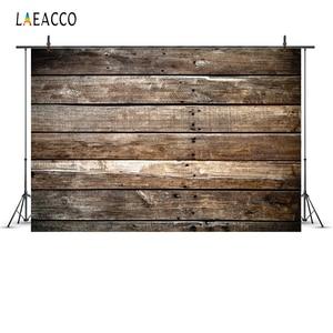 Image 3 - Laeacco עץ לוח קרשי מרקם גראנג דיוקן צילום תפאורות תמונה רקע עבור תינוק לחיות מחמד בובת Photophone אבזרי