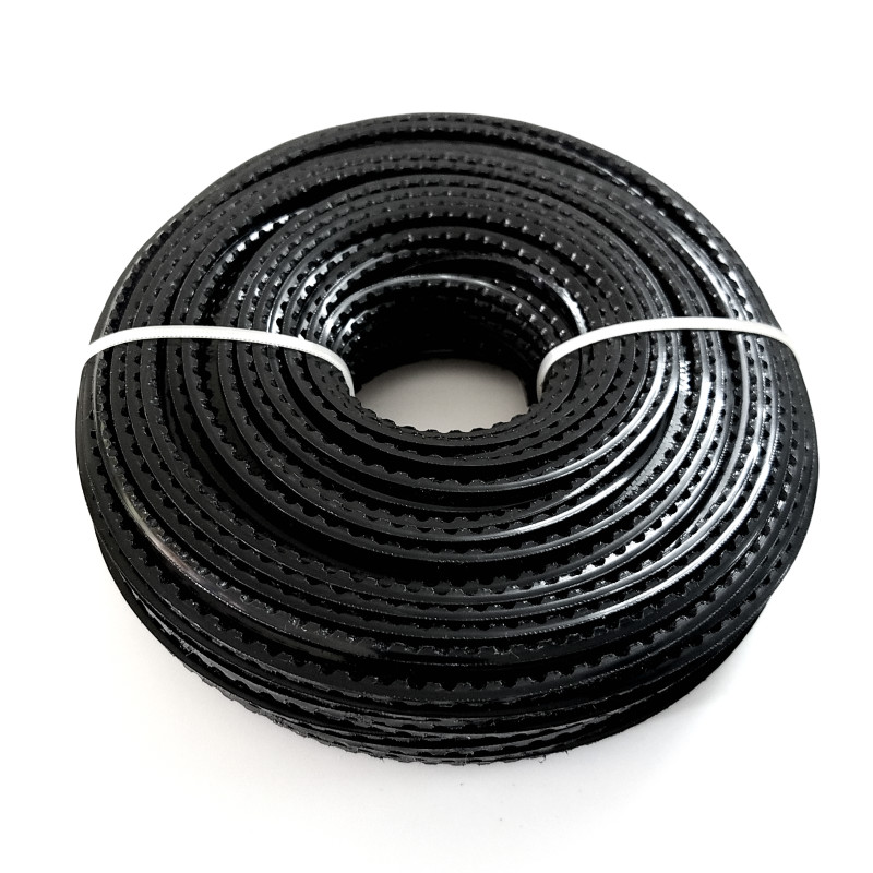 3mm 450g Grass Trimmer Head Nylon Line Mowing Rope Line Strimmer Brushcutter Sawtooth Nylon Straw Rope Square 60M