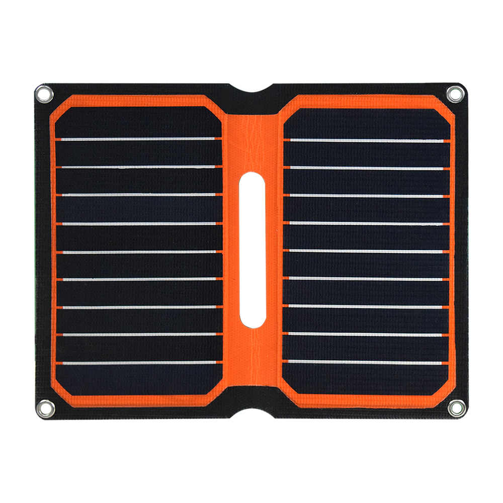 BOGUANG solar charger 5V 10W ETFE high efficiency portable solar charger 12V solar panel cell flexible camping outdoor use