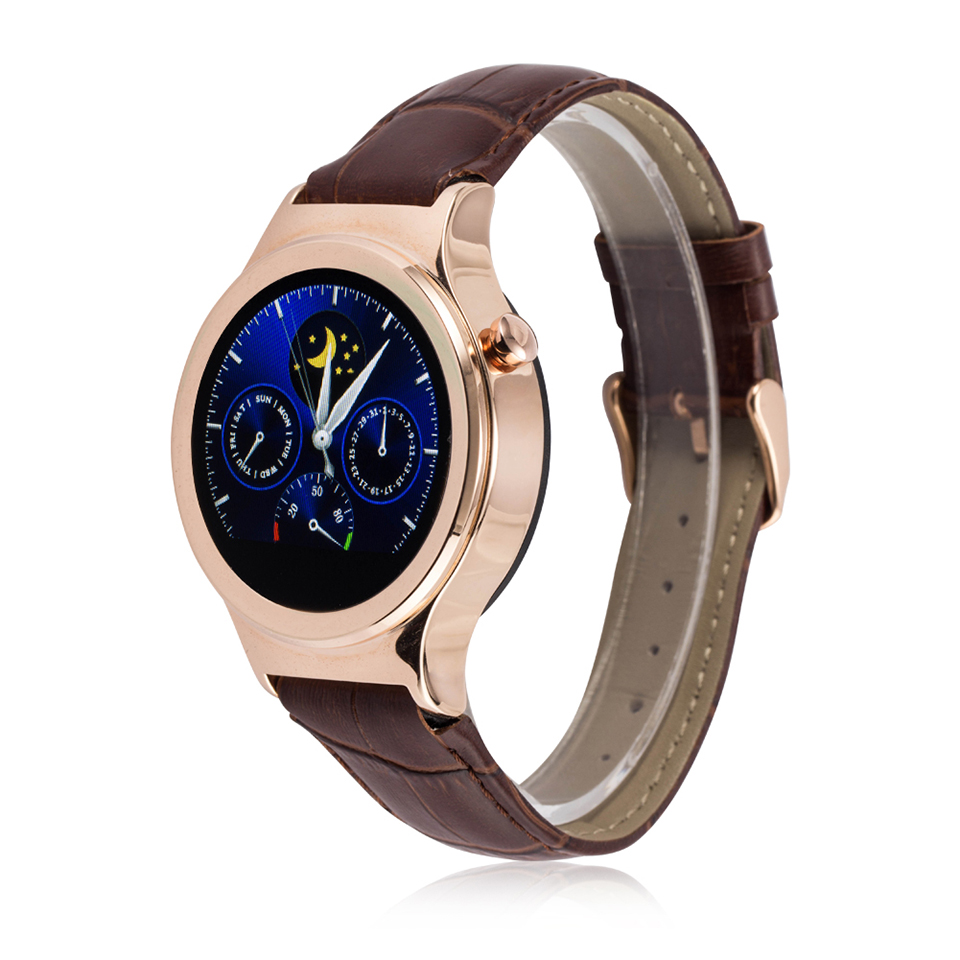 S3 Smart Watch Heart Rate Monitor Luxury Bluetooth font b SmartWatch b font Watches Wearable Devices