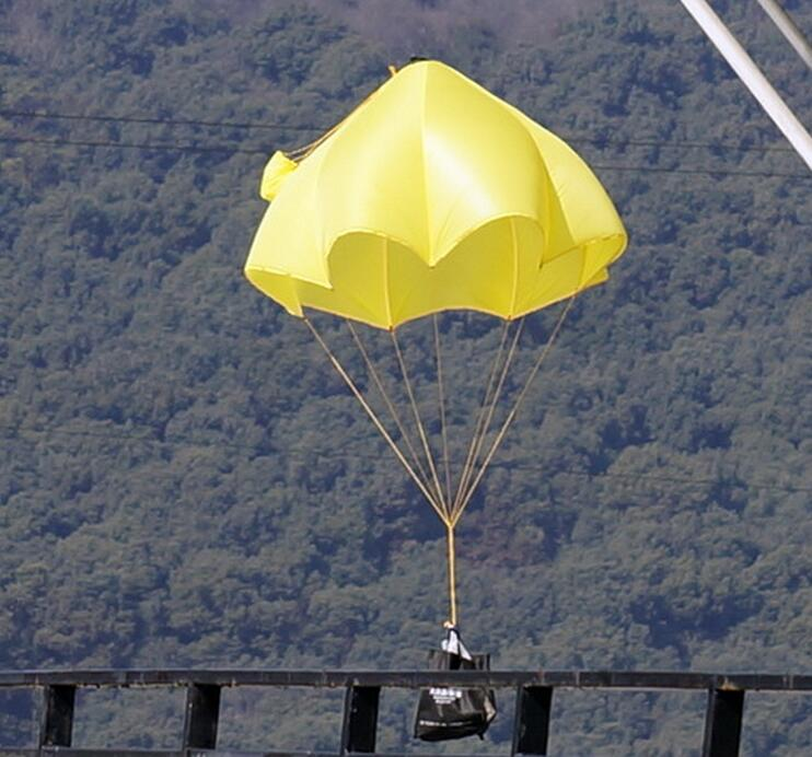 4kg / 8kg model aircraft aerial drone parachute parachute ejection umbrella 1 400 jinair 777 200er hogan korea kim aircraft model